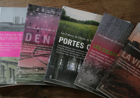 EDITIONS OF BLOIS LANDSCAPE SCHOOL