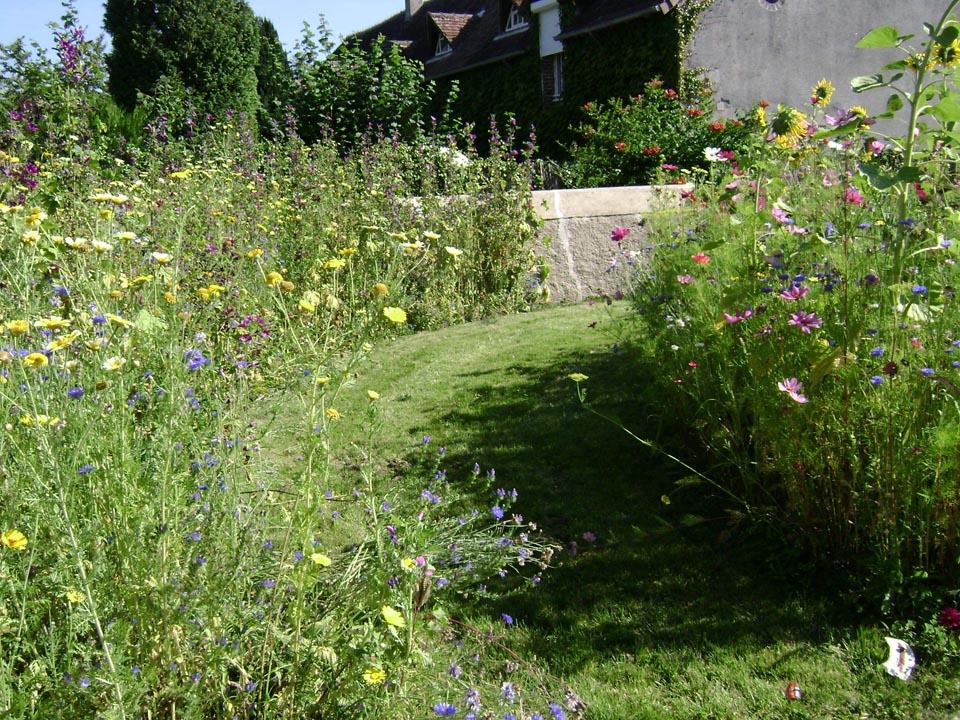 sativa paysage jardin p dagogique de saint hilaire la gravelle. Black Bedroom Furniture Sets. Home Design Ideas